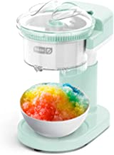 Dash DSIM100GBAQ02 Shaved Ice Maker + Slushie Machine with with Stainless Steel Blades..
