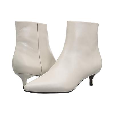Taryn Rose Nora (Chalk Luxe Leather) Women