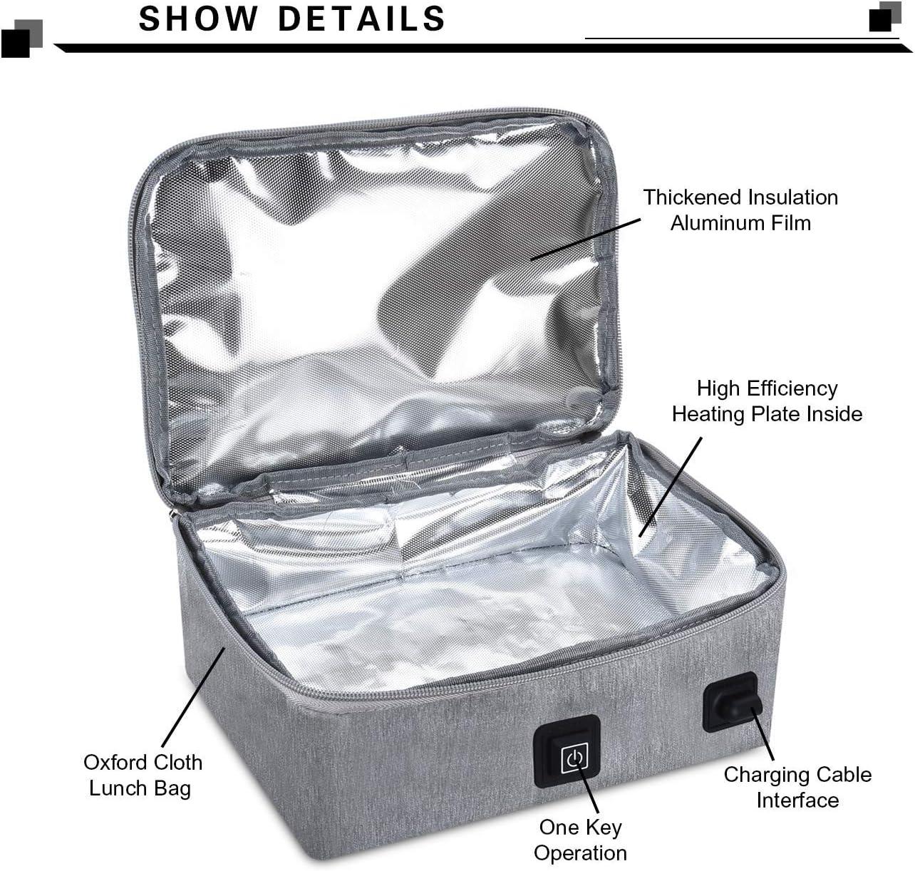Kowth Food Warmer Car