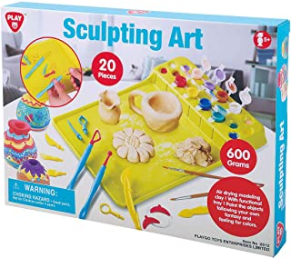 Playgo Sculpting Art, Multi Color