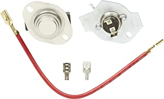 Supco SET194 Dryer Thermal Cut Off Kit For Whirlpool 279816, AP3094244, PS334299, 3977393