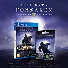 Destiny 2: The Forsaken Legendary Collection Limited Edition with Bonus Digital Content + Collectors Items (Exclusive to Amazon.co.uk) (PS4)