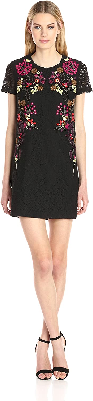 French Connection Women's Legerie Lace Dress