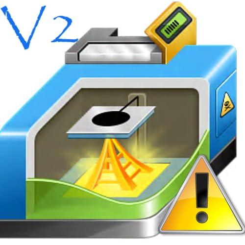 """3D printer """"Print errors V2"""""""