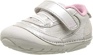 Stride Rite Girls' Soft Motion Jazzy Sneaker, champagne, 3.5 M US Infant