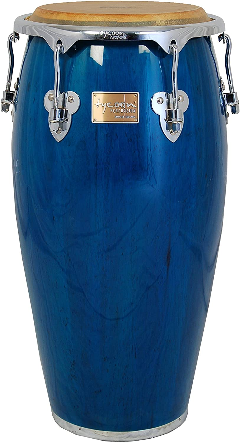 Tycoon Percussion 10 Inch Master Requinto Ranking TOP2 Blue Max 79% OFF Classic Wi Series