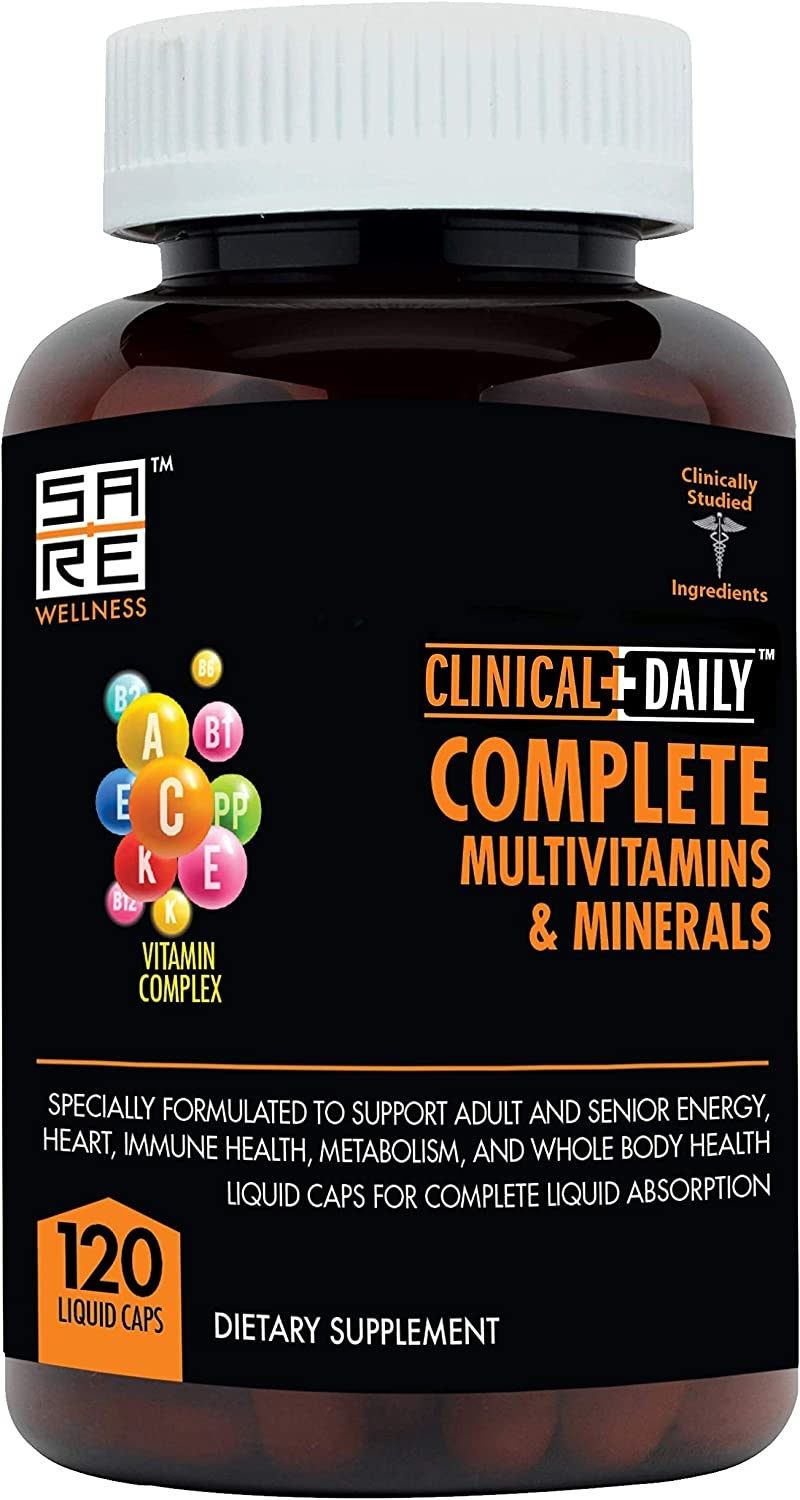 CLINICAL DAILY Complete Whole Food Multivitamin Phoenix Mall for W Brand new Supplement