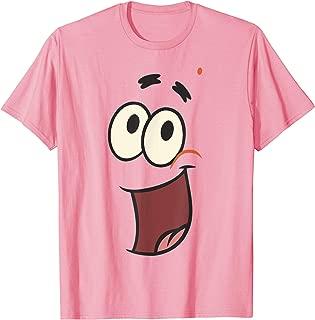 Patrick Starfish Big Face T-Shirt