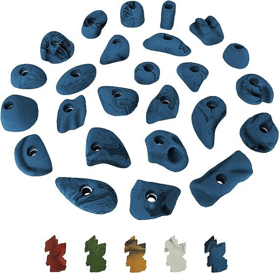 ALPIDEX 12 Presas de Escalada - tamaño M y S