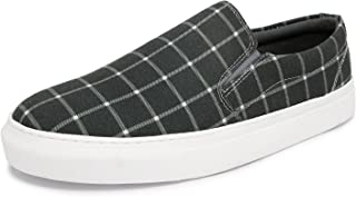 Marc Loire Men Casual Slip On Shoes, Faux Leather Sneakers - ML0075030740-P