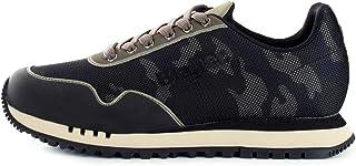 Blauer Scarpe Uomo Sneakers in Tessuto Grigio F0TYLER03-NYL-GRY