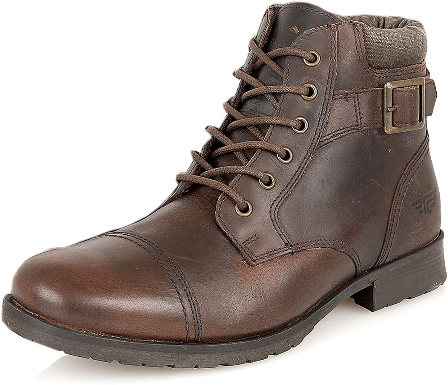 Red Tape Croxdale Boots Tan 10 UK
