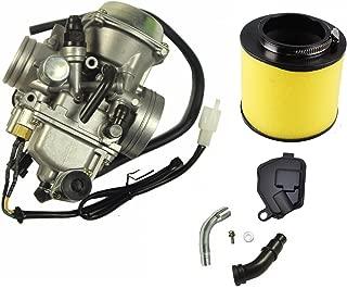 Carburetor And Air Filter for HONDA 350 TRX350 Rancher 350ES 350FE 350FMTE 350TM CARB 2000-2006