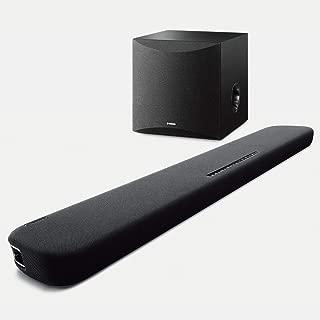 """Yamaha 120W Soundbar YAS-109 & 8"""" Subwoofer NS-SW050 Combo (Subwoofer Cable Free)"""