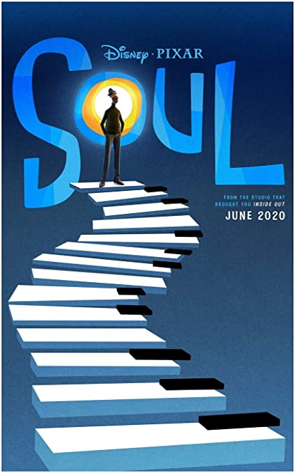 Amazon.com: Soul Movie Poster 2 Sided Original Advance 27x40: Posters &  Prints
