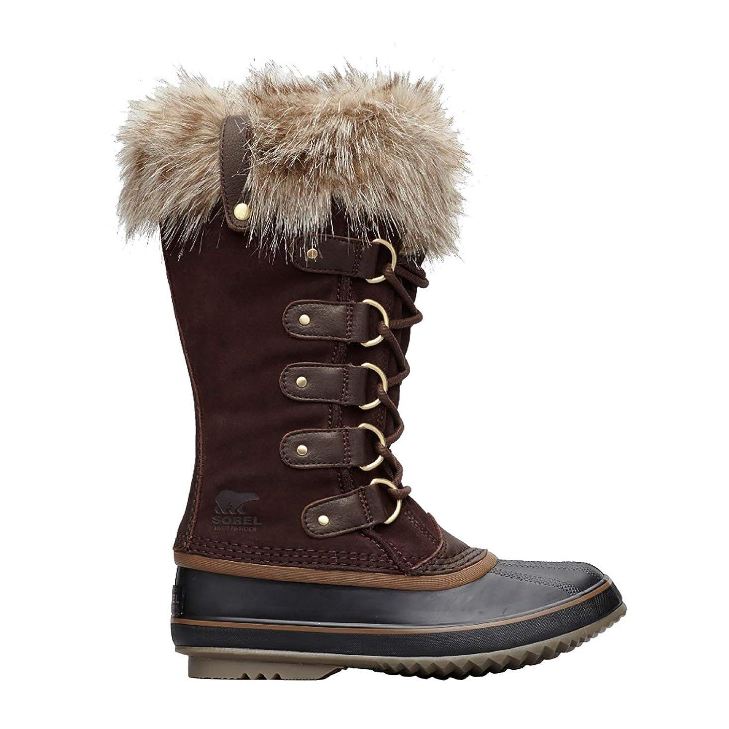 有名な感動する入場料[ソレル] レディース 女性用 シューズ 靴 ブーツ スノーブーツ Joan of Arctic(TM) - Cattail [並行輸入品]