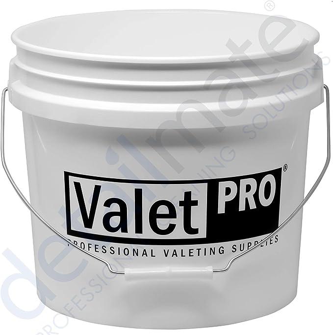 Detailmate Valetpro Wash Bucket 3 5 Gal Ca 12l Wascheimer By Grit Guard Auto