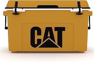 Caterpillar Cat Cooler, Cat Yellow, 55 Quart