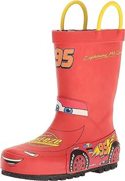 Lightning McQueen Rain Boots (Toddler/Little Kid/Big Kid)
