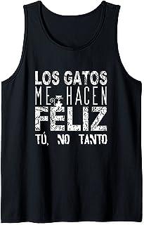 Amazon.es: camiseta gato