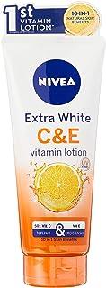 NIVEA Body Extra White C&E Vitamin Lotion, 320 milliliters