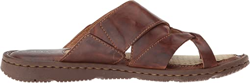 Brown Full Grain Leather