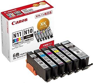 Canon 正品 墨盒 XKI-N11XL(BK/C/M/Y/PB)+N10XL 6色组合包 大容量型 XKI-N11XL+N10XL/6MP 长:4.35cm 宽:11.4cm 高:10.35cm