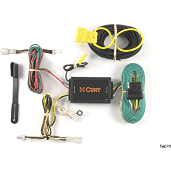 [DIAGRAM_34OR]  Amazon.com: CURT 56074 Vehicle-Side Custom 4-Pin Trailer Wiring Harness for  Select Infiniti FX35, FX37, FX50: Automotive | 2007 Fx35 Infiniti Wiring |  | Amazon.com