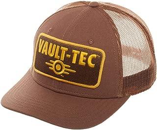 Fallout Vault-Tec Trucker Snapback Hat