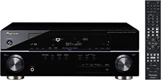 Pioneer VSX-1019AH-K 7-Channel Home Theater Receiver (Black) (Discontinued by Manufacturer) (Renewed)