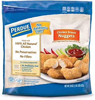 Perdue, Chicken Breast Nuggets, 1.8 oz (Frozen)