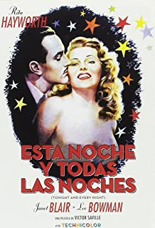 Esta Noche Y Todas Las Noches (Tonight And Every Night) [DVD]