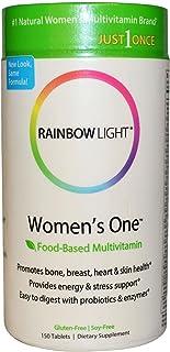 Rainbow Light Women's One Multivitamin Tabs, 90 ct