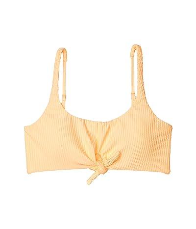 Billabong Under the Sun Tankini Top (Neon Peach) Women