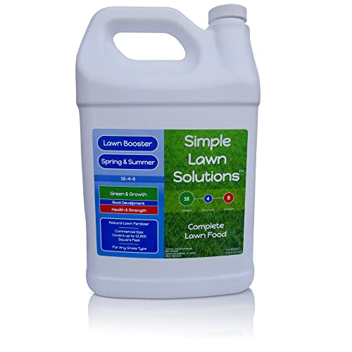 Liquid Lawn Fertilizer Concentrate Amazon Com