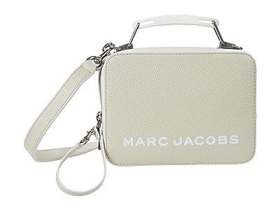 Marc Jacobs The Box 20 Crossbody (Oatmilk) Wallet Handbags