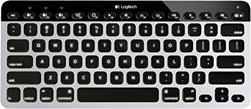 Best logitech bluetooth keyboard k811 Reviews