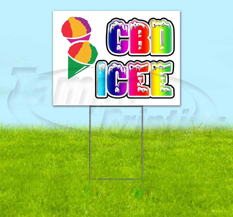 Rainbow Snow Caps CBD ICEE 18