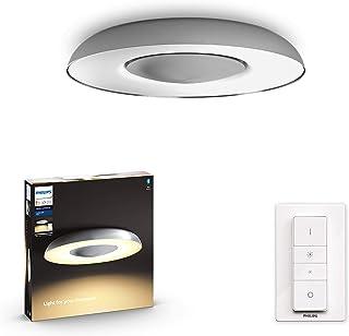 Philips Hue Still plafondlamp - Duurzame LED Verlichting - Warm tot Koelwit Licht - Incl. dimmer switch - Dimbaar - Verbin...