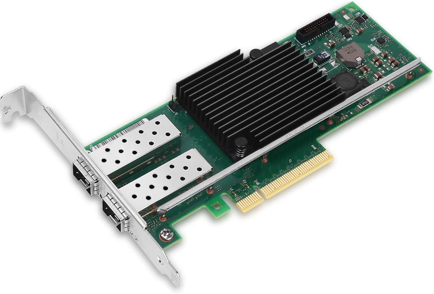 Vogzone Reservation for Intel X710-DA2 Kansas City Mall 10GbE Network Card Port 10G Dual SFP+