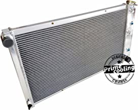 Primecooling 3 Row Aluminum Radiator for GM Cars, Chevrolet /Buick /GMC Truck Pickup / 34'' Overall Wide, CC161