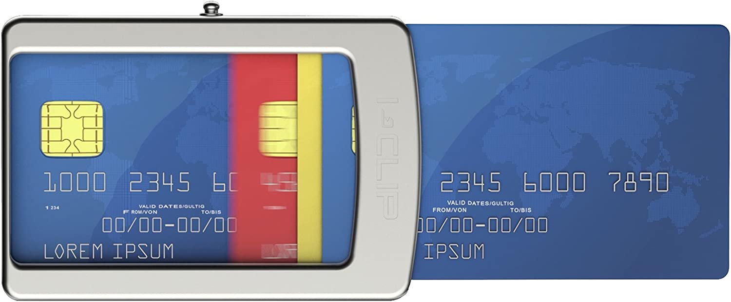 I-CLIP Wallet Pure (Available in 7 Variants)