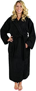 hooded terry spa robes