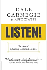 Listen!: The Art of Effective Communication Kindle Edition