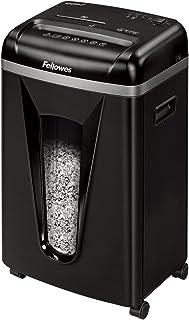 フェローズ シュレッダー 家庭用 電動 10枚細断 マイクロカット 細かいカットサイズで個人情報の処理に最適 450M-2 4074801