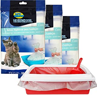 Amazon.es: bolsas arenero gatos