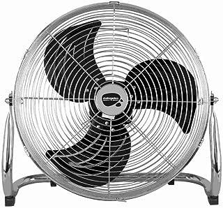 VIVAHOGAR - Ventilador suelo 180w 3 velocidades 50cm vivahogar wasat