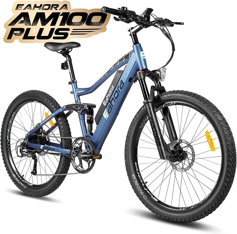 eAhora AM100 Cyclocross Mountain Bike