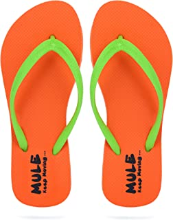 Mule Anti Slippery Super Soft Natural Rubber FLIP Flops for Women