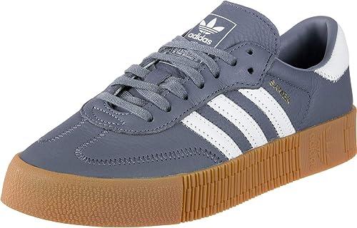 Adidas Sambarose W Chaussures - Bleu - bleu, 8.5 Women/7.5 Men EU ...